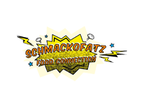 Logo Foodtruck Schmackofatz Food Connection