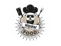 Logo Foodtruck Hipsterfood