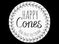 Logo HAPPY CONES