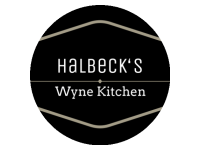 Logo Halbeck's Wyne Kitchen - Burger & Spätzle