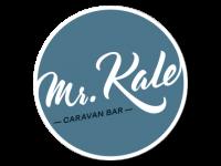 Logo Mr. Kale Caravan Bar