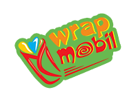 Logo Wrap Mobil - Wraps und Quesadillas