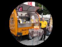 Logo Blacky´s Kaffee Oase - Kaffeespezialitäten, Pancakes