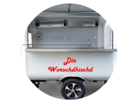Logo Die Worschdkischd - Steaks, Würste, Fries, Bignets & more