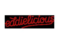Logo eddielicious mexican streetfood