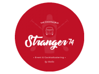 Logo Stranger74 The CocktailBus
