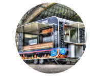 Logo FlyIn Barbeque / BavariCan BBQ - Bayerisch-amerikanisches BBQ