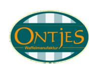 Logo Foodtruck Ontjes Waffelmanufaktur