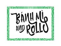 Logo Banh mi and rolls