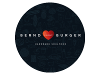 Logo Bernd liebt Burger - Burger, Pommes etc.