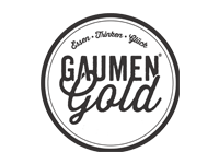 Logo Gaumengold - Burger, Salate, Drinks and more