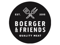 Logo boerger & friends - Boerger,Fries&more