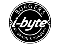 Logo ibyteburgers - Burger, Fries and more