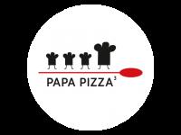 Logo Papa Pizza ³