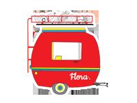 Logo Flora unterwegs