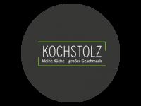 Logo KOCHSTOLZ - SHAKSHUKA - leckeres Wohlfühlessen!