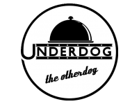 Logo Underdog the otherdog - Hot Dogs neu interpretiert