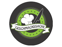 Logo Foodtruck geschmackssache