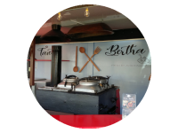 Logo Foodtruck Tante Bertha