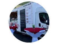 Logo Foodtruck Marv´s GenussManufaktur