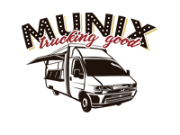 Logo Foodtruck Munix Trucking Good
