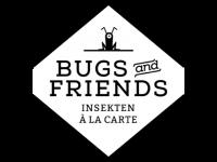 Logo Bugs and Friends - Insekten a la Carte