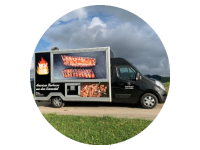 Logo Foodtruck NEW AGE BBQ