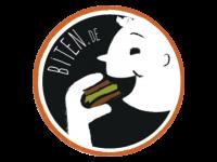 Logo BITEN - BIO Foodtruck/Café - SLOKOFFIE & Kuchen - PIZZA, Goldmilch
