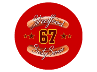 Logo streetfood67 - exclusive Brat- , Currywurst, Pommes etc