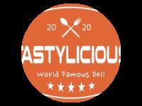 Logo Tastylicious - Gulasch im Brot, Chili con Carne im Brot