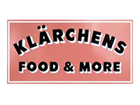 Logo Foodtruck KLÄRCHENS FOOD&MORE