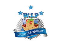 Logo W.I.P. Wraps in Perfektion - Wraps mit Pulled-Variationen