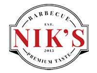 Logo Foodtruck Nik´s Barbecue