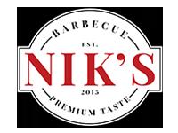 Logo Nik´s Barbecue