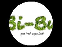 Logo Bi-Bu - Vegane Currywurst, Pommes & Smoothies
