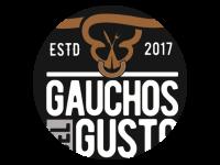 Logo Gauchos DEL Gusto . die Geschmackshirten