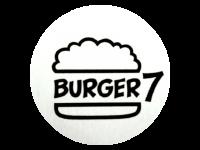 Logo Burger Sieben - Burger