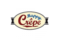 Logo Foodtruck Happy Crêpe
