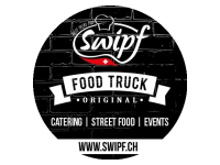 Logo SWIPF - Swiss Trend Food GmbH - Swiss-Burger, Rösti Frites and more!