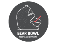 Logo bear bowl - Veggie, Vegan, Fleisch - Bowls