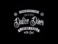Logo Foodtruck Dalice Diner