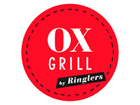 Logo Foodtruck Ox Grill by Ringlers