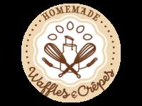 Logo Homemade Waffles & Crêpes