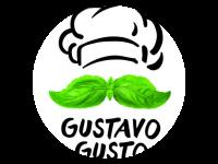 Logo Gustavo Gusto - frischgebackene Steinofenpizzen