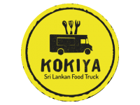 Logo Kokiya - Sri Lankan Foodtruck - Reis & Curry aus Sri Lanka