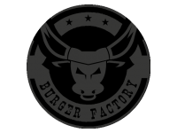 Logo Foodtruck Burger Factory