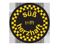 Logo Foodtruck Süß trifft Herzhaft