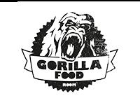 Logo Foodtruck Gorilla Food