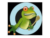 Logo Foodtruck Green Frog Foodtruck