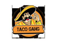 Logo Foodtruck Taco Gang